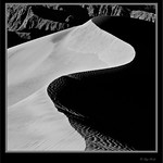 Mesquite Dunes - Death Valley