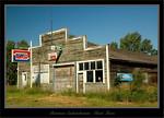 Bateman Saskatchewan - Ghost Town